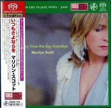 MARILYN SCOTT-EVERY TIME WE SAY GOODBYE-JAPAN SACD J76