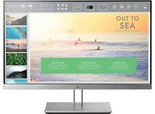 "HP EliteDisplay E233 23"" IPS FHD Monitor HDMI/DP Height Adject 3YRS 1FH46AA"