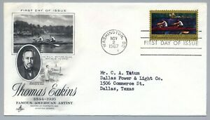 U.S. Set of 4 First Day of Issue Cachet Covers (STAMP, HISTORY, STATE, FINLAND)