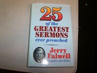 LOT OF 2 JERRY FALWELL RELIGIOUS BOOKS
