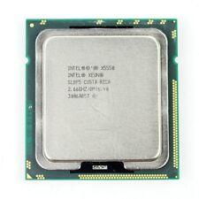 Intel Xeon  2X   X5550 2.66GHz QuadCore Processor 8MB Socket LGA1366  SLBF5 CPU1