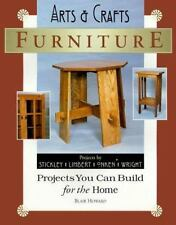 Arts & Crafts Furniture: Projects You Can Build for the Home (Woodworker's Libra