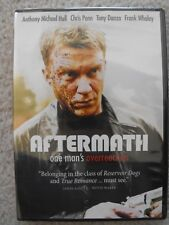 Aftermath (DVD, 2015) w/ Anthony Michael Hall- New & Sealed - FREE SHIPPING