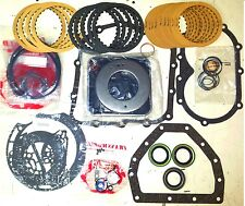 A604 41TE Transmission Rebuild Banner Kit Overhaul Clutch 1989 to 2009 Caravan