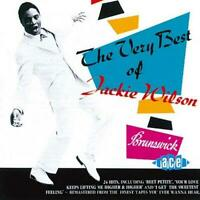 JACKIE WILSON The Very Best Of  NEW & SEALED  CD (ACE) 60s SOUL CLASSIC R&B