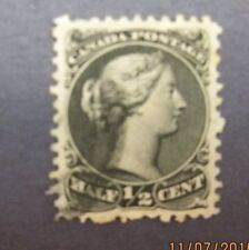 Can04 Canada stamp Scott 21, VF used