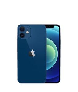 Apple iPhone 12 Mini -256GB - Blue (Unlocked) w/ Accessories (Check Description)