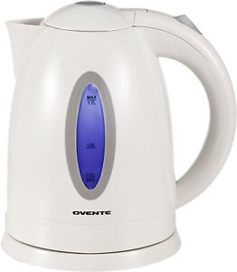 Electric Water Kettle 1.7 Liter With LED Indicator Light 1100 Watts Fast