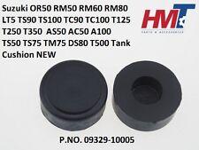 Suzuki A50 AS50 AC50 A100 TS50 TS75 TM75 RM50 RM80 DS80 T500 Tank Cushion NEW x2