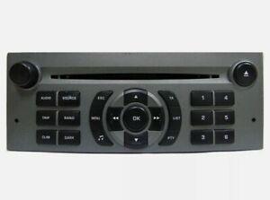 Refurbished Peugeot 407 RD4 Car CD Player Radio + FREE Vin Code Free UK Shipping
