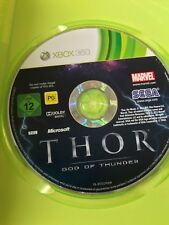 THOR GOD OF THUNDER XBOX 360 ORIGINAL AUS PAL VGC DISC ONLY