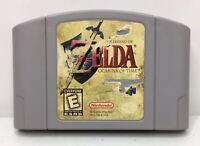 Nintendo 64 N64 The Legend of Zelda: Ocarina of Time *Authentic/Cleaned/Tested*