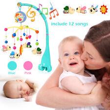 Giostrina Musicale Carillon Mobile Giocattolo Lettino Culla Bambini Diverten