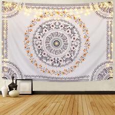 Mandala Tapestry Wall Hanging Bohemian Indian Tapestry Home Decor Beach Towel