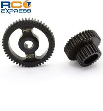 Hot Racing Losi Night Crawler Steel Center Transmission Gear Set SNCR1000T