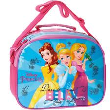 Beauty Case da Viaggio Principesse Disney Cestino Scuola 25 cm con Tracolla