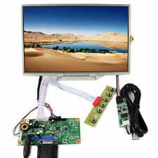"""VGA LCD Controller Board 10.1"""" 1280x800 LED 40pins lcd panel with touch screen"""