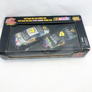 10 Year Racing Champions Special Edition NASCAR Kodak 2 Car Set Advantix #4