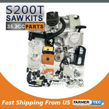 Farmertec Complete Repair Parts Engine Motor For Stihl MS200T 020T Chainsaw