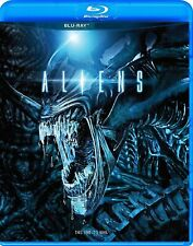 ALIENS (JAMES CAMERON) - THEATRICAL + SPECIAL EDITION *NEW BLU-RAY*