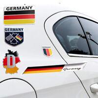 Window Decal Truck Emblem Car Badge  Flag Body Decoration Germany Flag Sticker