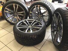 21 Zoll sommer Kompletträder für BMW X5 X6 F15 F16 E70 E71 5x120 325/30 NEU