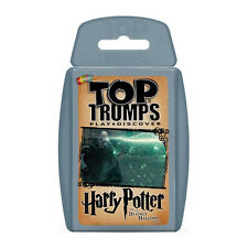 Harry Potter and the Deathly Hallows Part 2 Top Trumps card game - BRAND NEW