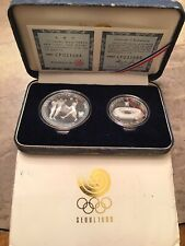 1988 seoul olympics coin Set Volleyball & Arena High Grade Unc Cr Other Coins
