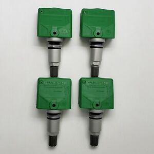 4PCS NEW 433MHz TPMS SENSORS For SAAB 9-3 9-5 SATURN ASTRA 13172567 OEM Quality