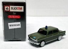 """BLACK STAR BS00046 - FIAT 1800 """"POLIZIA STRADALE"""" - 1:87"""
