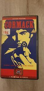 CORMACK (1975) Joe D'amato spaghetti western VHS testi