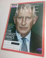 TIME Magazine 11/4/2013 Forgotten Prince Charles, Royal Family [Near Mint issue]