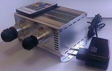 Optical fiber light for ceiling lamp - twinkle/ meteor / shooting star lighting