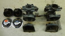 1972 Honda CB350 CB 350 H998' carburetors carbs set pair assy parts