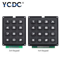 12/16 keys switch control matrix array keypads keyboard module for arduino BD5A
