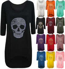 3/4 Sleeve Stretch Other Tops Plus Size for Women