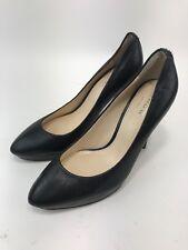 9d61e58b8471 Coach Chelsie Pointy Round Toe Pumps Women s Size 8 Black Shoes Heels  Stilettos