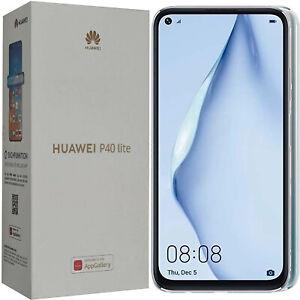 BNIB Huawei P40 Lite Dual-SIM 128GB + 6GB RAM Grey Factory Unlocked 4G GSM