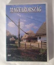 Magyarorszag [DVD] Hungary Utifilm