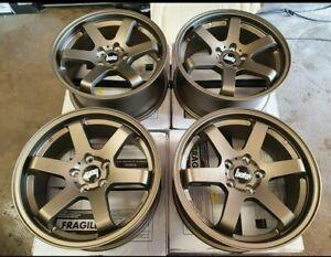 """Bola B1 18"""" alloy wheels 5x120 in Bronze, BMW"""