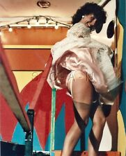 Org Amateur Semi Nude Large (8 x 10) Photo- Funhouse- Butt- Stockings- Skirt- #8