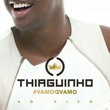 Thiaguinho - Vamo Que Vamo [New CD] Brazil - Import