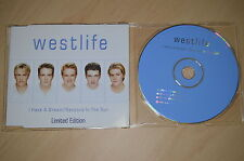 Westlife - I have a dream / seasons in the sun. CD-Single promo (CP1708)