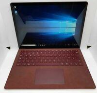 Microsoft Surface Laptop - Intel Core i5 8GB 256GB Burgundy Win 10