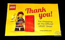 LEGO - Store Employee Minifigure - 5001622 - New Sealed