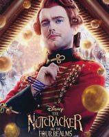"""JACK WHITEHALL Authentic Hand-Signed """"NUTCRACKER AND THE FOUR REALMS"""" 8x10 Photo"""