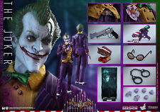 Hot Toys 1/6 DC Batman Arkham Asylum Vgm27 The Joker Masterpiece Action Figure