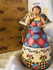 Bless this Kitchen Jim Shore Heartwood Creek 9in Angel cook figurine 4006930
