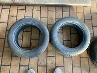 2x Michelin Énergie Épargnant Pneus D'Été 165/65R14 79T Point: 1615 5mm