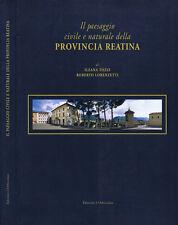 Il Paesaggio Civile e Naturale della Provincia Reatina